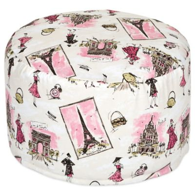 Waverly 174 Baby By Trend Lab 174 Tres Chic Petite Pouf Ottoman