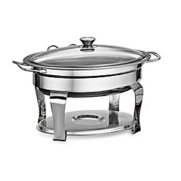 Tramontina® Stainless Steel 4.2 qt. Chafing Dish