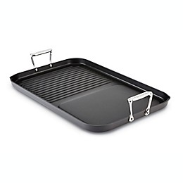 All-Clad 13-Inch x 20-Inch Hard Anodized Nonstick Combo Grille/Griddle