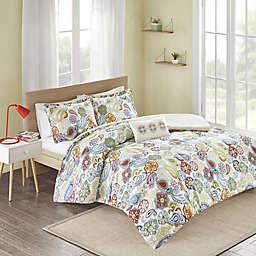 Mizone Tamil Reversible Comforter Set