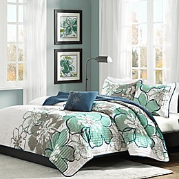 Mizone Allison Reversible Coverlet Set