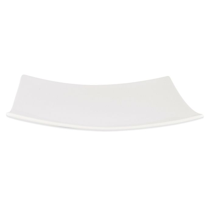 Alternate image 1 for Everyday White® by Fitz and Floyd® Hard Square Salad Plate