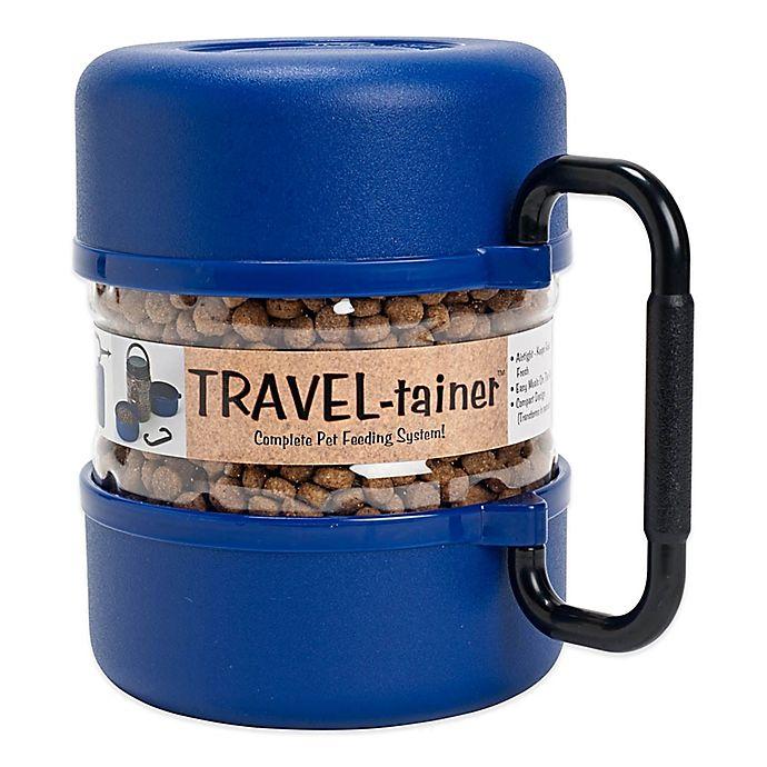 Alternate image 1 for Vittles Vault Travel-Tainer Pet Bowl