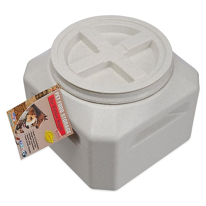Alternate image 1 for Vittles Vault Prime 15 lb. Pet Food Container