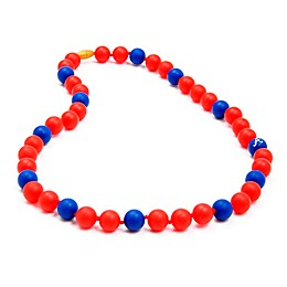 chewbeads® MLB Atlanta Braves Gameday Teething Necklace