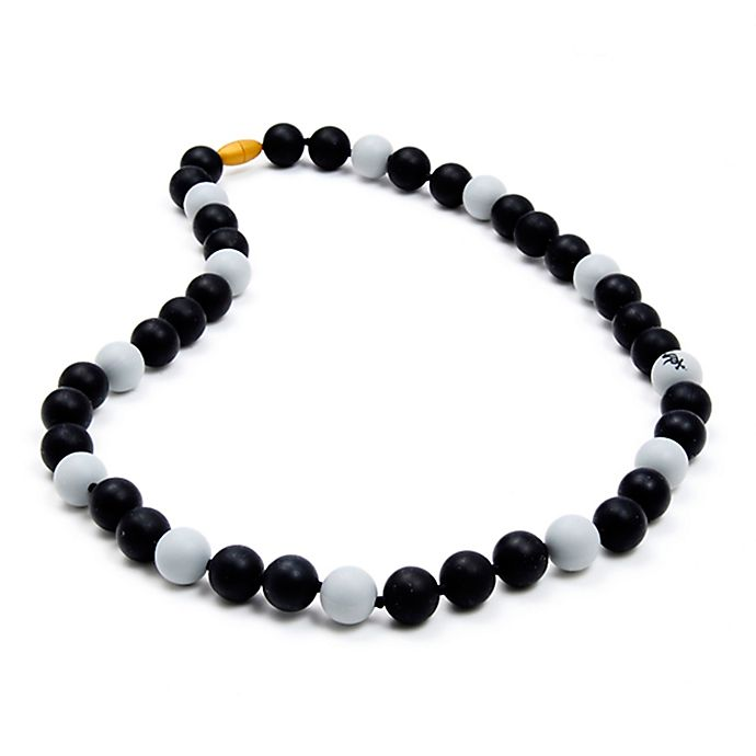 Alternate image 1 for chewbeads® MLB Chicago White Sox Gameday Teething Necklace
