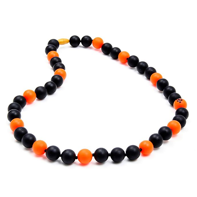 Alternate image 1 for chewbeads® MLB San Francisco Giants Gameday Teething Necklace