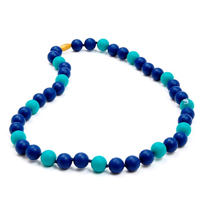 Alternate image 1 for chewbeads® MLB Seattle Mariners Gameday Teething Necklace