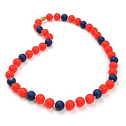 chewbeads® MLB Washington Nationals Gameday Teething Necklace