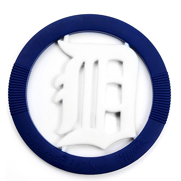 Alternate image 1 for chewbeads® MLB Detroit Tigers Gameday Teether