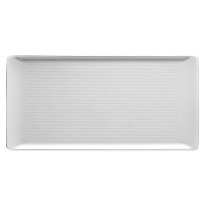 Alternate image 1 for Rosenthal Thomas Loft 12-Inch Rectangular Platter in White