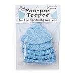 beba bean 5-Pack Pee-Pee Teepee™ in Terry Blue