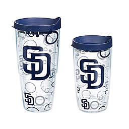 Tervis® MLB San Diego Padres Bubble Up Wrap Tumbler with Lid