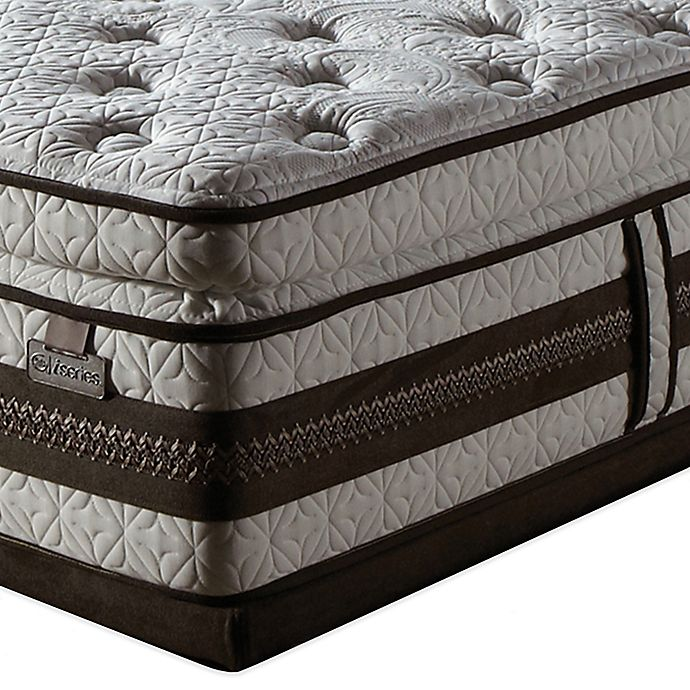 Best Bed Stores: Serta® ISeries® Profiles™ Caliber Super Pillow Top