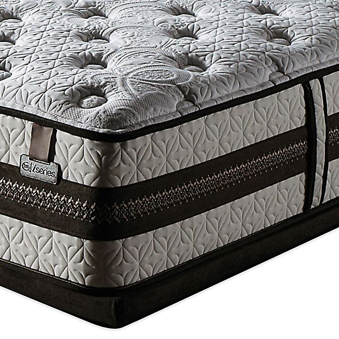 Serta Iseries Profiles Honoree Cushion Firm Mattress Collection