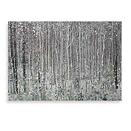 Graham & Brown Watercolour Woods 40-Inch x 28-Inch Printed Canvas Wall Art