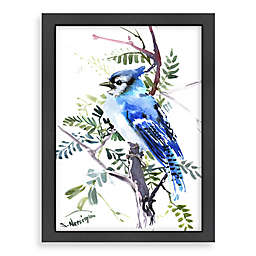 Americanflat Suren Nersisyan Blue Jay Wall Art