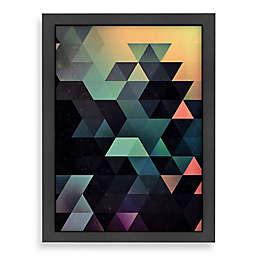 Ynclyssy Wall Art with Black Frame