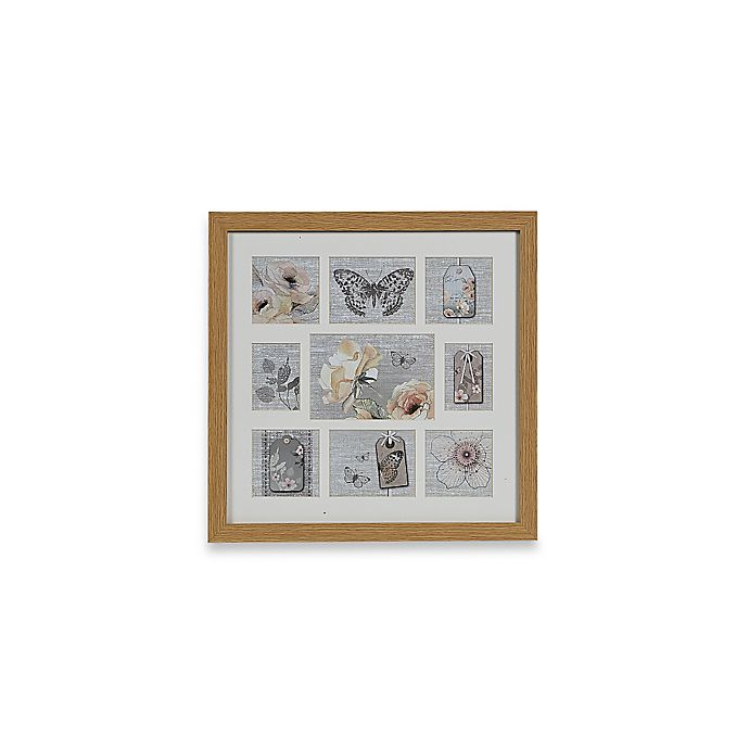 Botanical Collectables Small Framed Wall Art | Bed Bath & Beyond