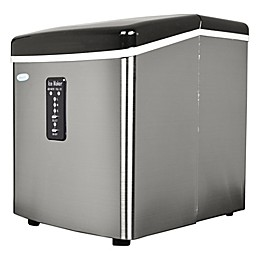 NewAir® Portable Countertop Ice Maker 28 lb. in Stainless Steel