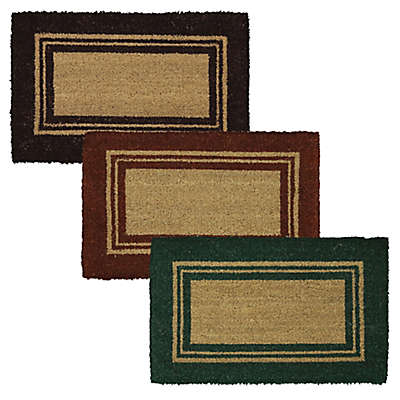 Mohawk Home® Basic Border Coir Door Mat