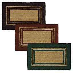 Mohawk Home® Basic Border Coir Door Mat