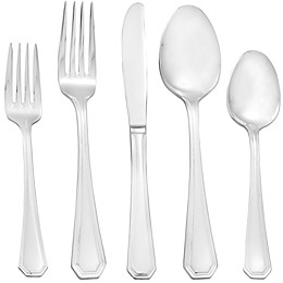 Winco Victoria Stainless Steel Flatware Collection