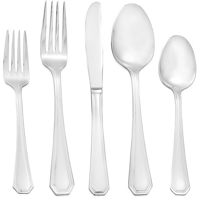 Alternate image 1 for Winco Victoria Stainless Steel Flatware Collection