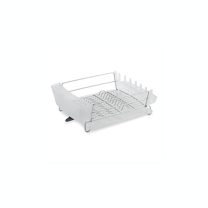 Oxo Good Grips 174 Folding Stainless Steel Dish Rack Bed