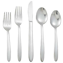 Winco Flute Stainless Steel Flatware Collection