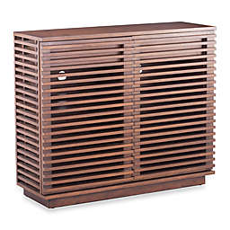 Zuo® Linea Cabinet in Walnut