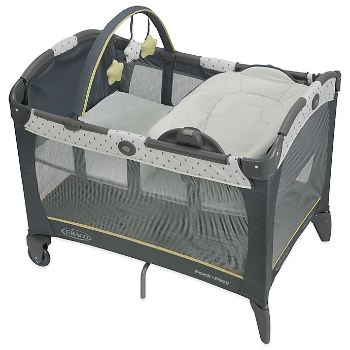 Alternate image 1 for Graco® Pack 'n Play® Playard with Reversible Napper & Changer™ in Sprinkle™