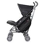 SKIP*HOP® Grab & Go™ Stroller Saddlebag in Black