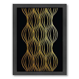 Americanflat Granted in Black 1 Wall Art