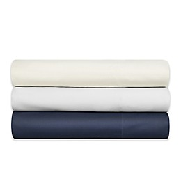 250-Thread-Count Cotton Percale Twin Sheet