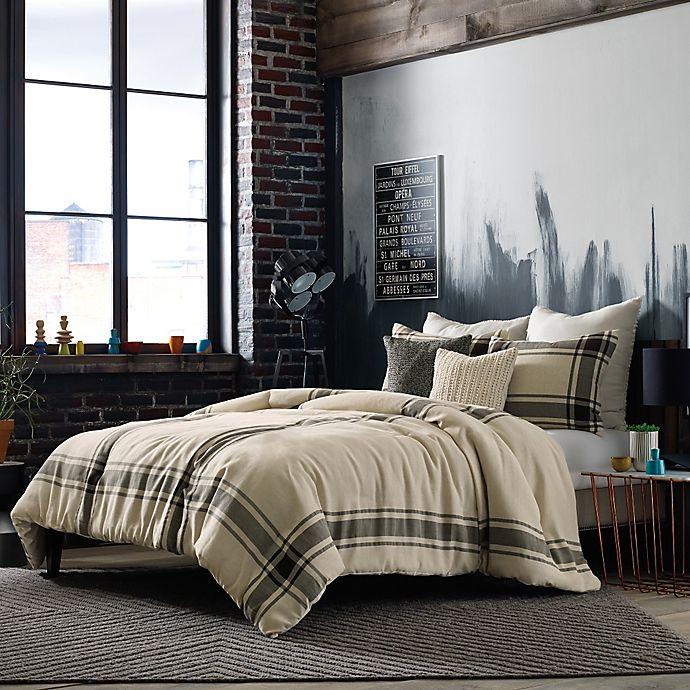 Alternate image 1 for Studio 3B™ by Kyle Schuneman Harris Comforter Set in Taupe