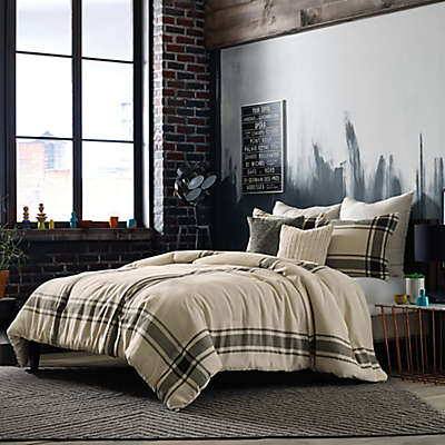 Studio 3B™ by Kyle Schuneman Harris Comforter Set in Taupe