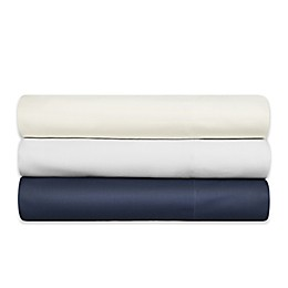 250-Thread-Count Cotton Percale King Sheet