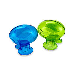 Steripod® Clip-On Toothbrush Protectors (Set of 2)