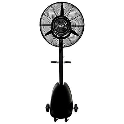 Luma Comfort MF26B 26-Inch 3-Speed Oscillating Misting Fan