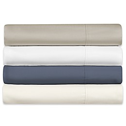 600-Thread-Count Cotton Sateen King Sheet