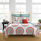Anthology™ Bungalow Quilted European Pillow Sham in Aqua
