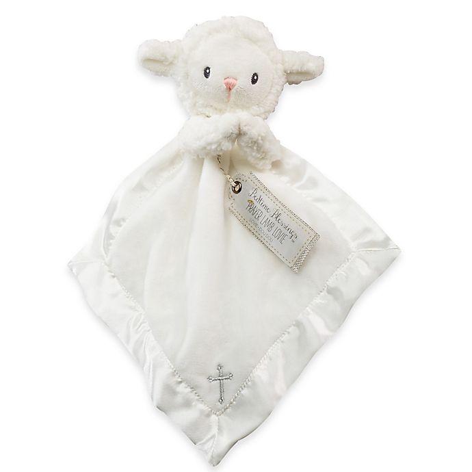 Alternate image 1 for Baby Aspen Bedtime Blessings Lamb Lovie
