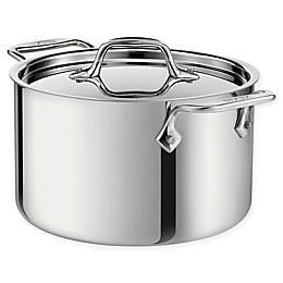 All-Clad Stainless Steel 3 qt Covered Casserole