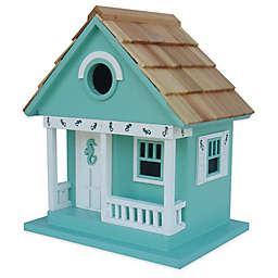 Home Bazaar Beachcomber Sea Horse Cottage Birdhouse