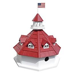 Home Bazaar Annapolis Lighthouse Birdhouse