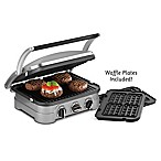 Cuisinart® Griddler® & Panini Press