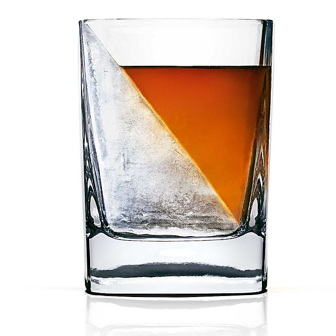 Corkcicle® Whiskey Wedge with Glass  cd61ee69e2f9b