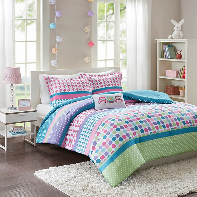Alternate image 1 for Mizone Katie Comforter Set