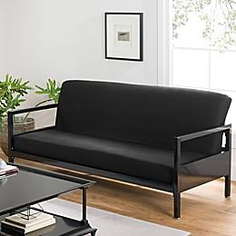 Loft NY Cotton Rich Futon Cover in Black